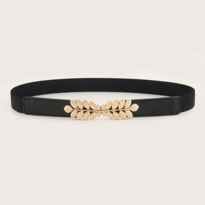 New Elastic metal belt stretchy upto small to 5xl
